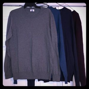 NWOT Old Navy Sweaters(4) Gray, Blue, Navy,Purple
